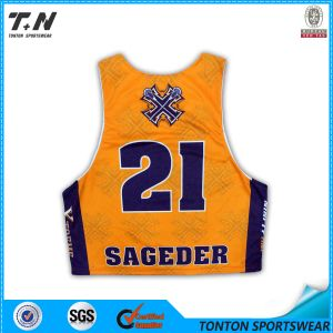 Personalized Stylish Custom Sublimation Lacrosse Jersey pictures & photos