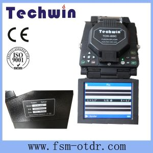 Techwin High-Speed Image Processing Fusion Splicer Equal to Fujikura Fsm-70s pictures & photos