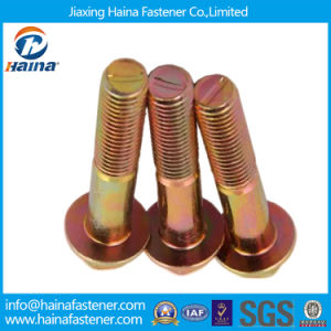 Bolts and Fasteners, Special Hex Flange Bolt, Customized Flange Bolt pictures & photos