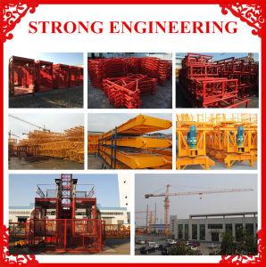 Sc100/Sc200 Building Machinery Construction Hoist Elevator Lifting pictures & photos