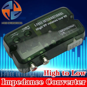 Car High to Low Impedance Converter