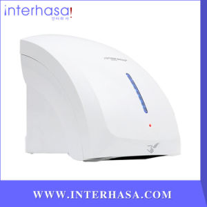 Mini New Style Small Smart 1800W Hotel Cold and Hot Sensor Automatic Hand Dryer pictures & photos