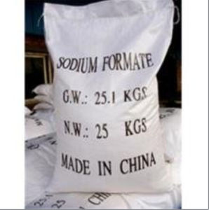 92% 95% 98% Sodium Formate for Industrial Grade pictures & photos