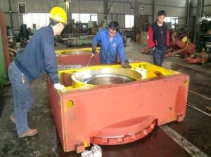 API Rotary Table for Drilling Rig Parts pictures & photos