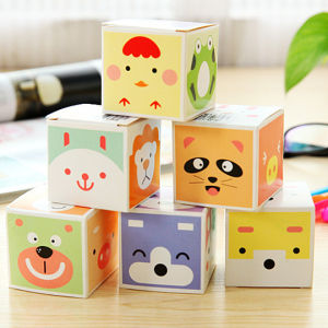 Magic Box Sticky Note Small Note Book Five Piece in One Box