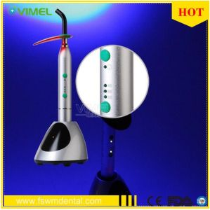 New Wireless Curing Light Cure Lamp Dental Equipment (D8) pictures & photos