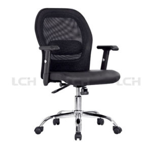 Armrest Office Chair Withe Mesh pictures & photos