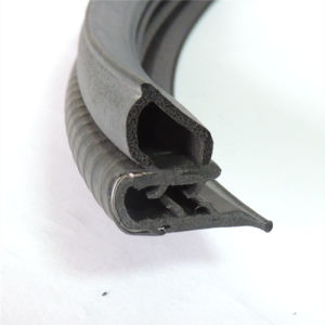 SGS Approval Aoto Used Rubber Foam Weatherseal pictures & photos