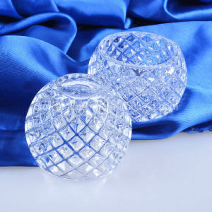 Glass Candle Holder for Wedding Decoration pictures & photos