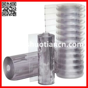 Super Clear Flexible PVC Soft Curtain (ST-004) pictures & photos