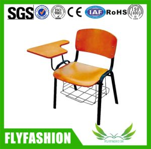 Modern Popular School Student Chair with Writing Pad (SF-39) pictures & photos
