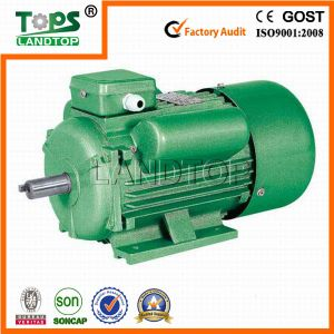 YC single phase yc electric motor 5hp 220v pictures & photos