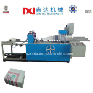 Low Price 1/6 1/8 Folding Dinner Napkin Making Machine pictures & photos