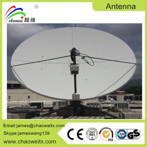 2.4m Satellite Dish Antenna pictures & photos