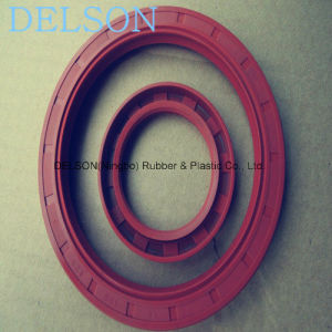 NBR/FKM/Silicone Rubber Buffers Skeleton Oil Seal Lip Sealing pictures & photos