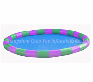 Commercial Grade Inflatable Swimming Pool for Parks (CYPL-S414) pictures & photos