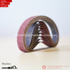 2000X50mm, P80, Vsm Zirconia Abrasive Sanding Belt for Stainless Steel and Furniture Wood pictures & photos