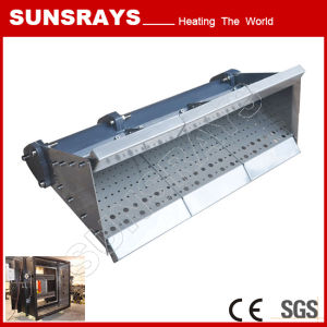 Cast Stainless Steel Burner Duct Burner for Industrial Heating pictures & photos