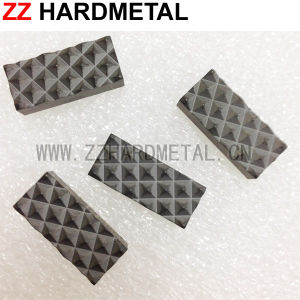 Tungsten Carbide Serrated Gripper Brazed Teeth pictures & photos