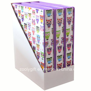 Wholesales Cheap A4 PVC Ring Binder with PDQ pictures & photos