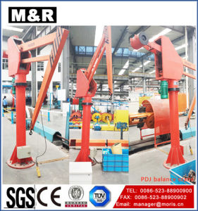 Pdj Balance Crane for M&R pictures & photos