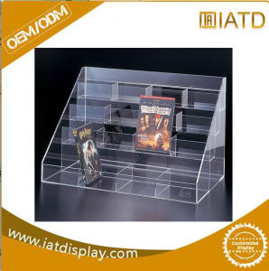 Youth Brand Slatwall Unit with Acrylic Box and Long Shelves pictures & photos