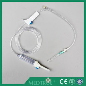 CE/ISO Approved Disposable Medical Infusion Set (MT58001209) pictures & photos