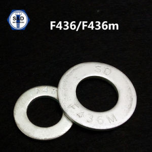 H. D. G Plat Washer Fasteners F436/F436m pictures & photos