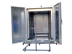 Electric Curing Oven for Powder Coating Unit pictures & photos