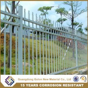 Wrought Iron Fence, Galvanized Iron Guardrail, Faux Wrought Iron Fence pictures & photos