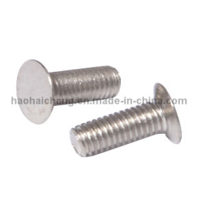 Round Head Stainless Steel Knurled Bolts for Switch pictures & photos