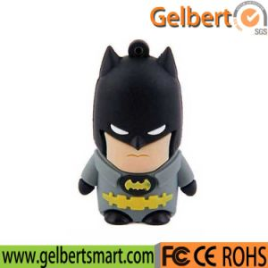 Cartoon Batman PVC USB Flash Driver for Gifts pictures & photos