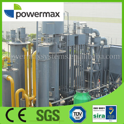Rufused Rdf Biomass Gasification Plant, Powermax Generator, Biomass Plant