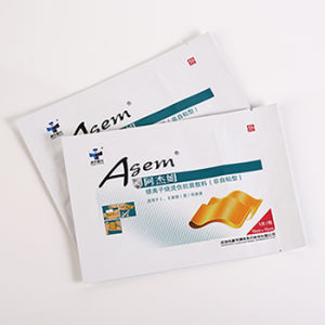 Premium Ionic Silver Antibacterial Wound Dressing Antimicrobial Silver Ion Wound Dressing FDA 510k pictures & photos