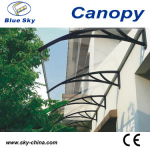 Luxury Aluminum and Polycarbonate Window Canopy (B900) pictures & photos