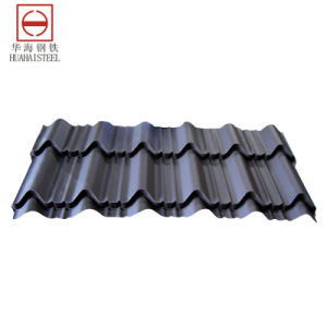 Color Coated Roofing Iron Steel Sheets (0.14-0.8) pictures & photos