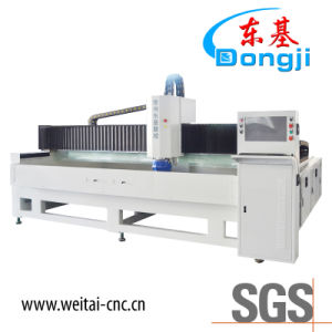 Horizontal CNC Glass Edge Processing Machine for Glass Decoration pictures & photos
