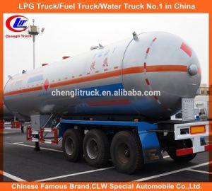 60cbm Propane Tanker Semi Trailer 59.52cbm LPG Trailer pictures & photos