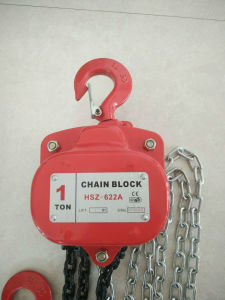 Ce Certificate Vt Type Manual Chain Block pictures & photos