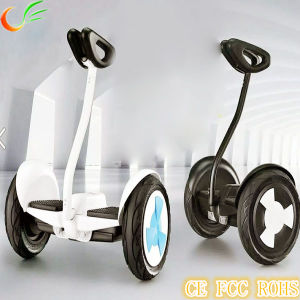 2016 New Foot Control 2 Wheel Electric Mobility Scooter pictures & photos
