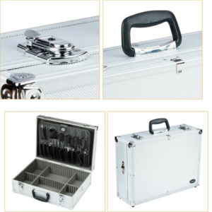 Professional Customized Aluminum Alloy Tool Box (with Coded Lock) pictures & photos