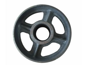 Customized Trolley Wheel by Casting pictures & photos