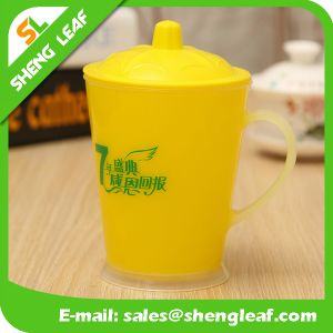OEM Design Promotion Gifts Plastic Travel Mug (SLF-PM027) pictures & photos