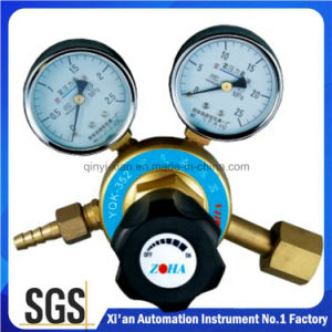 Air, Heating Carbon Dioxide, Propane Gas Welding, Cutting and Other Craft Used Pressure Reducer pictures & photos