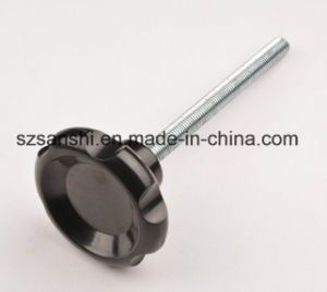 OEM Customized Plastic Bakelite Pentagon Knobs pictures & photos