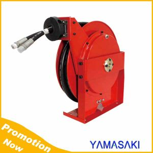 Double Support Hydraulic Double Hose Spring Reels pictures & photos