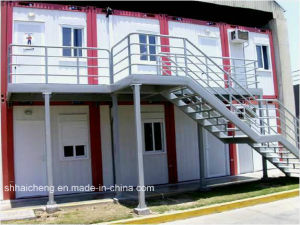 Modular Two Storey 40feet Container Small Luxury Hotel for Sale pictures & photos