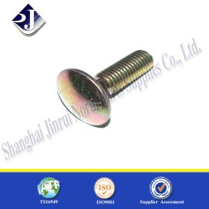 Carriage Bolt with Garde 8.8 pictures & photos