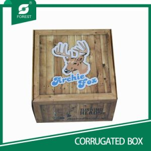 Wine Packaging Boxes Beer Carrier Box Packaging Fp251045 pictures & photos