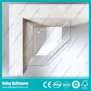 European Style Hinger Door Selling Simple Shower Cabin (SE611C) pictures & photos